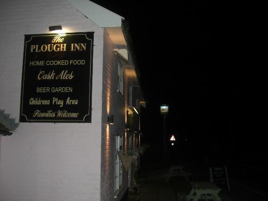 The Sutton Plough: Enjoy a cosy evening in!