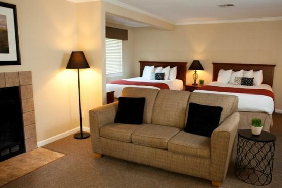 Penthouse Suite Picture Of Cloverleaf Suites Lincoln