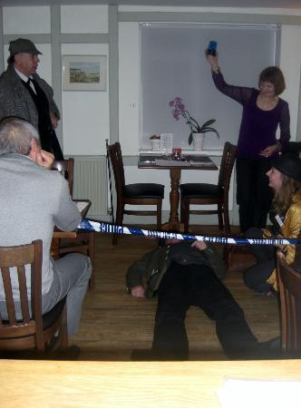 The Sutton Plough: Murder Mystery Evening 2012