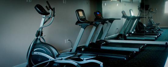 Quality Inn & Suites : Exercise Room