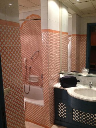 Hotel Excelsior Venice: bagno