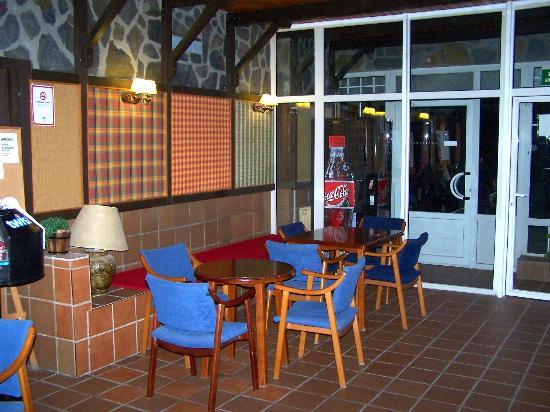 Hotel Montesol Arttyco : Zona común