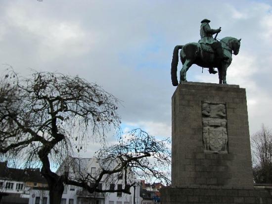 Denkmal des Großen Kurfuersten