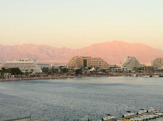 U Suites Eilat: View from the room