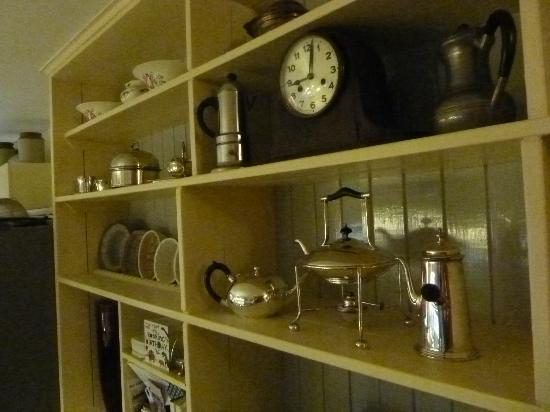 Millyard House: A detail from our kitchen