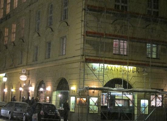 Haxnbauer: exterior