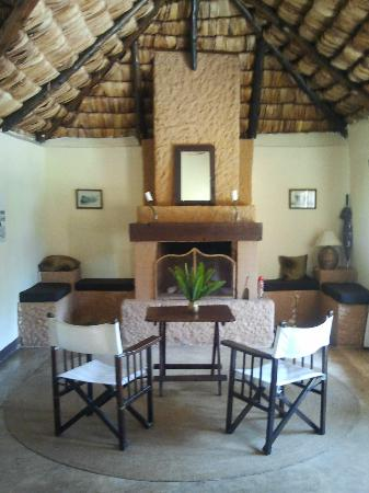 Arusha Safari Lodge: Rest area