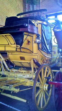 Grant's Farm: Carriage museum