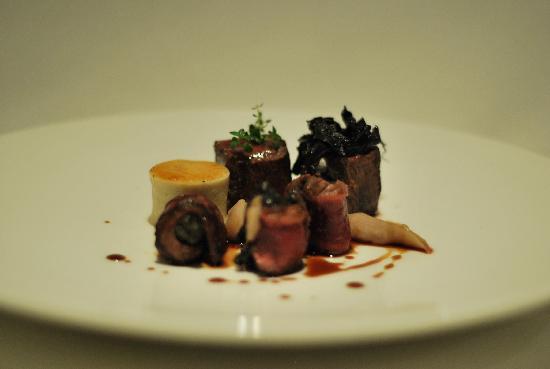 Sollun Restaurante - Pintada 23: Venado