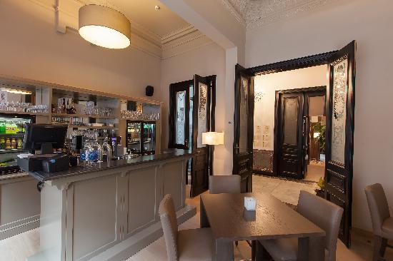 Hotel Geeraard: The Bar