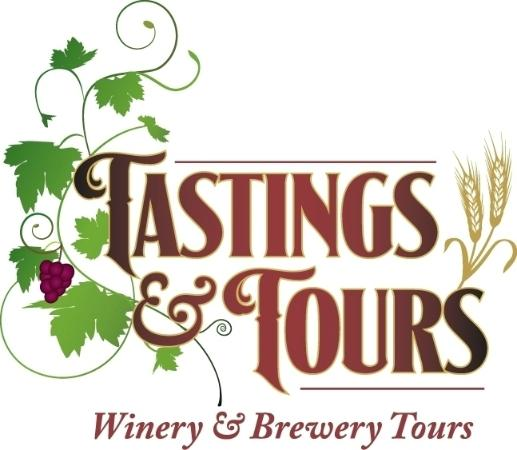 Tastings and Tours: Lehigh Valley - Berks County: Tastings Logo