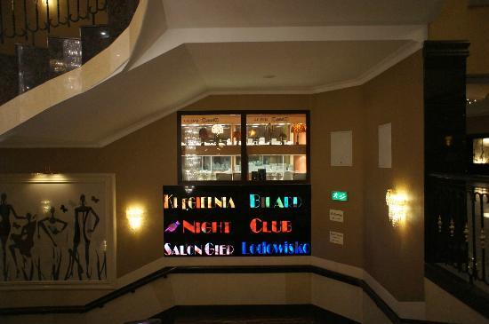Hotel Golebiewski: hol