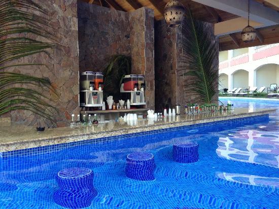Majestic Colonial Punta Cana: Swim Up Bar