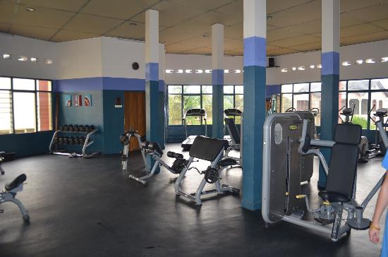 King's Conference Centre : Exercise facility