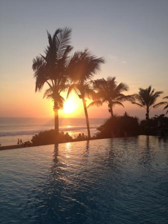 The Legian Bali: The amazing view