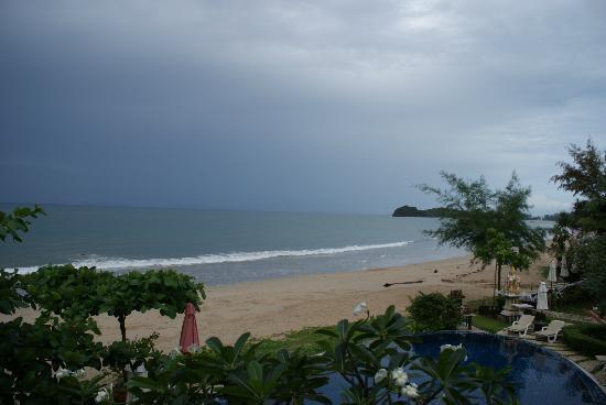 Maya Koh Lanta Resort: Vista desde la habitación