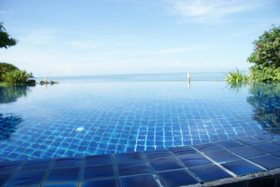 Maya Koh Lanta Resort: La playa horizonte del hotel