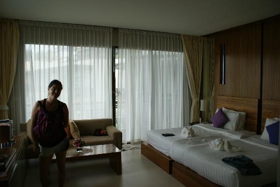 Maya Koh Lanta Resort: La habitación