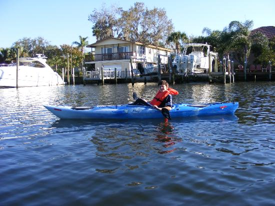 Plantation on Crystal River: Single Kayak