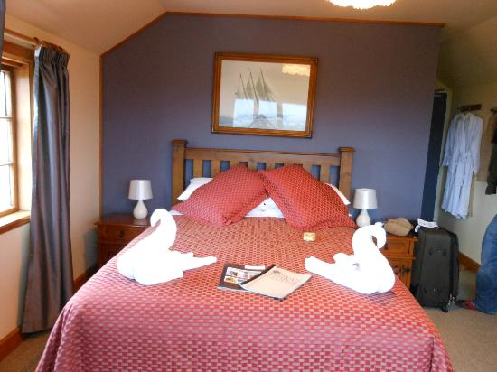 Nikau Lodge: Lovely little room