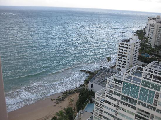 San Juan Marriott Resort & Stellaris Casino: View - Ocean