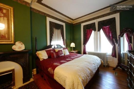 Greystone Manor: room 1 first floor