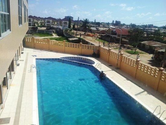 Mayfair Hotel: pool