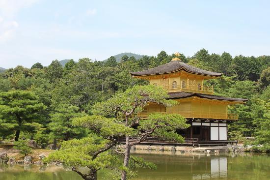 Pabellón Dorado (Kinkaku-ji)