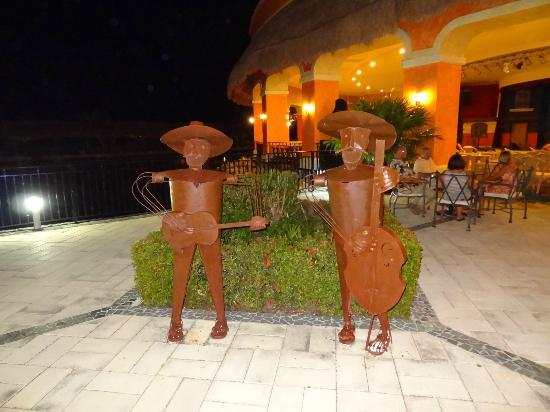 TRS Yucatan Hotel: At the Riviera