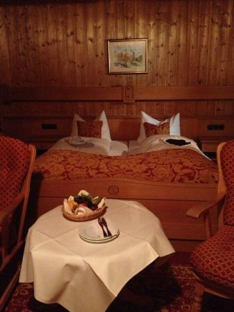 Landhotel zur Grenze: Das Zimmer Nr. 1