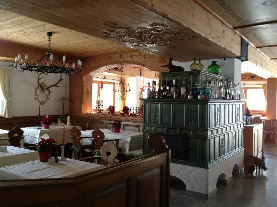 Landhotel zur Grenze: gemütliches Restaurant