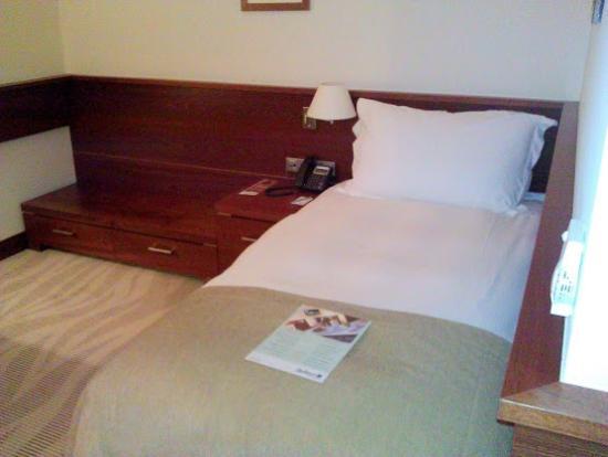 Radisson Blu Hotel Gdansk : Bed