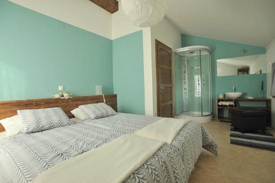 Apartmajska hisa Blazar: Bedroom