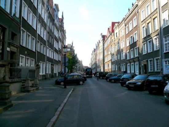 Radisson Blu Hotel Gdansk : Street Parking