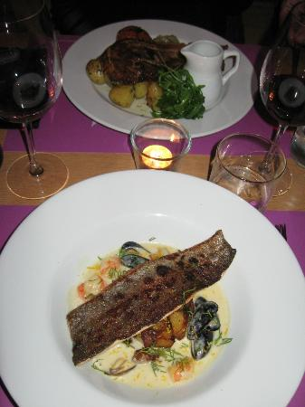 Puschka: Trout Dish