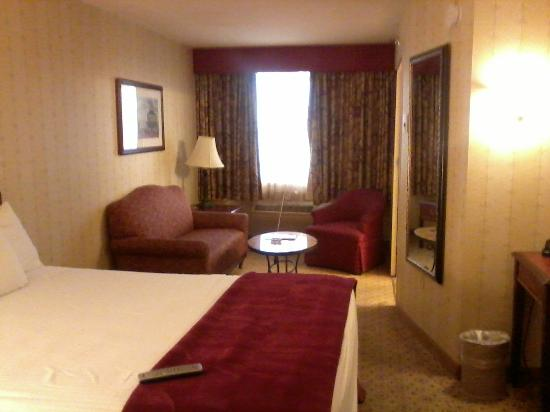 The Orleans Hotel & Casino: room 1769