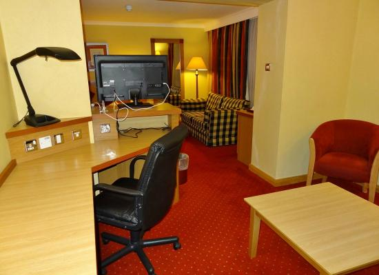 Clayton Hotel Manchester Airport: Roo