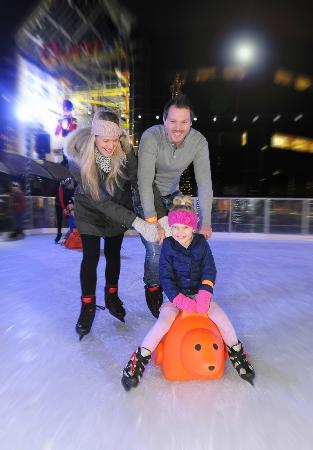 Quest: Family on Ice.