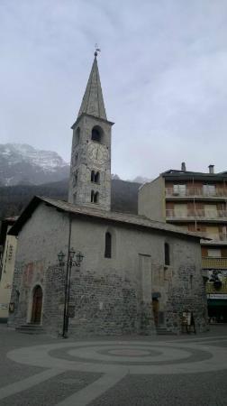 Chiesa di San Vitale: la chiesetta