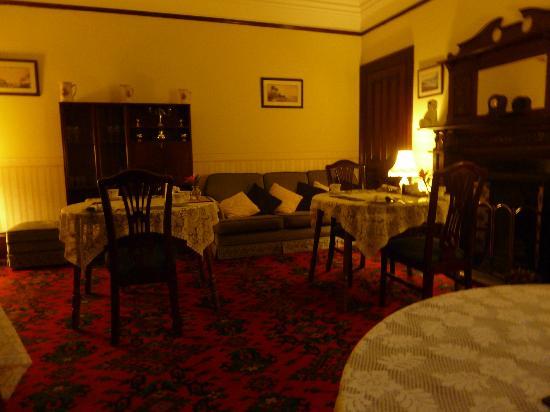 Fernlea Guest House : Breakfast room