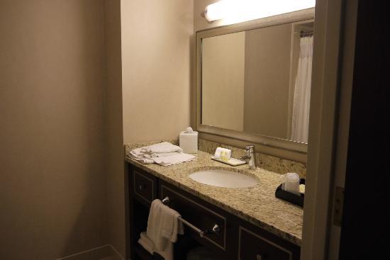 New Haven Hotel: Il nostro Bagno