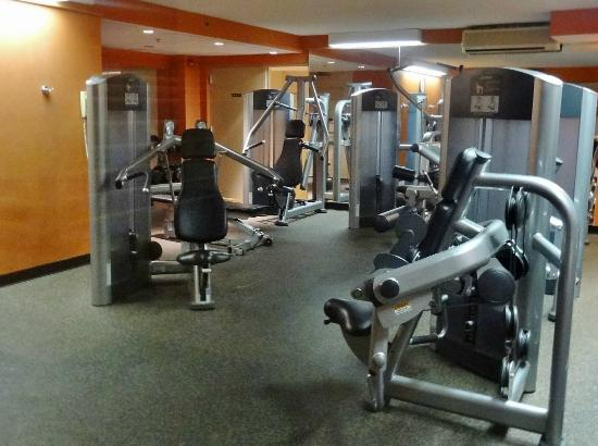 Crowne Plaza Chicago O'Hare: Exercise facility