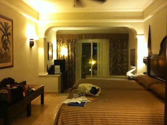 ClubHotel Riu Ocho Rios: deluxe suite.