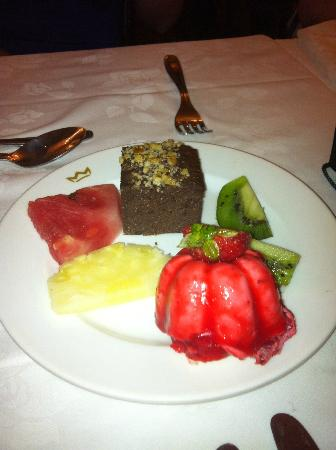 ClubHotel Riu Ocho Rios: dessert, that thing was delicious.