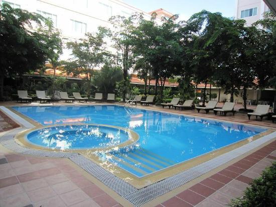 Angkor Riviera Hotel: アンコール リビエラ ホテル