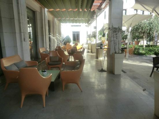 The Westin Valencia: JARDIN