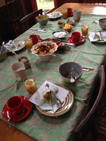 Aasvoelkrans Bed and Breakfast照片