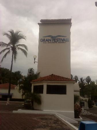 Gran Festivall All Inclusive Resort: torre