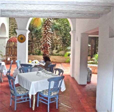 Casa Quero: Breakfast Area