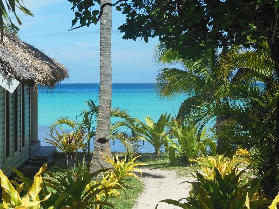 Blue Lagoon Beach Resort: Beach